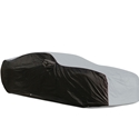 2010-2015 Camaro Ultraguard Car Cover - Indoor/Outdoor Protection :Grey/Black