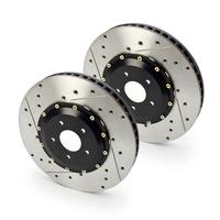Camaro - Drilled/Slotted Rotors - AP Racing - Stillen Radi-Cal : 2010 - 2014 SS (V8)