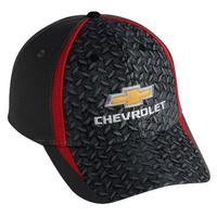 Chevrolet Diamond Plate Cap