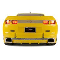 Camaro - Rear Valance - Polished Stainless Steel