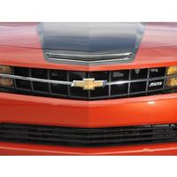 2010-2013 Camaro Hood Vent - Polished Stainless Steel