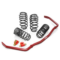 Coilovers and Sway Bars