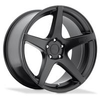 "2010-2012 Camaro Wheels - Niche ""GT Sport"" - Matte Black (Set of 4) : LS & SS Sizes"