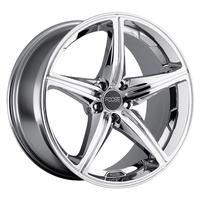 Foose Speed F135 Camaro Wheels:Chrome 20x8.5/20x10