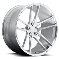 2010-2014 Camaro Wheels - Niche Enyo T76 : Hi-Luster Polished w/Brushed Face