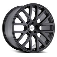 Donington Camaro Wheels - Matte Black 20x8.5/20x10