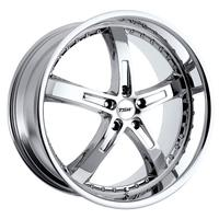 Jarama Camaro Wheels - Chrome 20x8.5/20x10