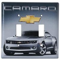 Camaro Light Switch Cover