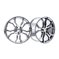HAVOC Camaro Wheels - Bright Chrome 20x8/20x9