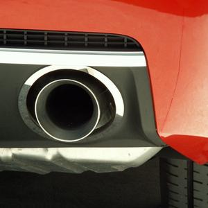 2010-2013 Camaro - Exhaust Trim Rings - Full or Chopped Oval - Polished Stainless Steel
