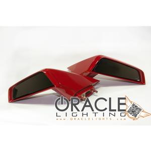 Camaro Concept Side Mirrors with Side Marker Lights