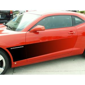 2010-2015 Camaro Gradient Flame Side Sport Fade 2pc.