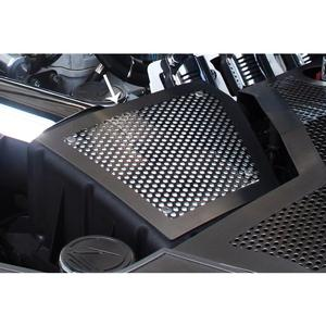2010-2015 Camaro Air Box Filter Cover Perforated Stock