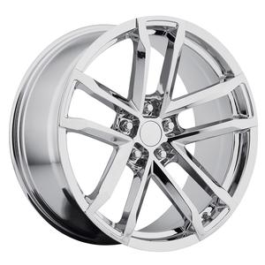 ZL1 Camaro Reproduction Wheels - Chrome