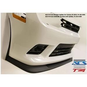 2014-2015 Camaro T4 Splitter (For 2014 SS Only, V8)