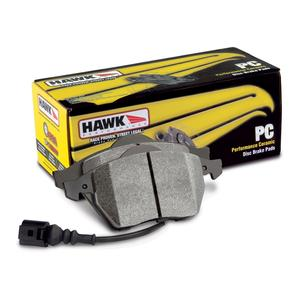 2010-2015 Camaro RS/LS Camaro Hawk Performance Ceramic Brake Pads