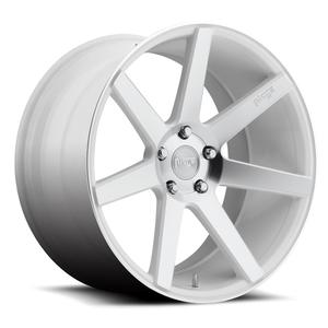 "2010-2014 Camaro Wheels - Niche ""Verona"" - White (Set of 4) :RS & SS Sizes"