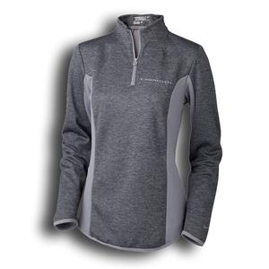 Camaro Nike Textured Quarter Zip Sport Top