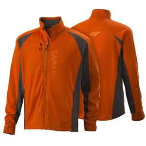 Camaro Textured Sport Jacket - Orange