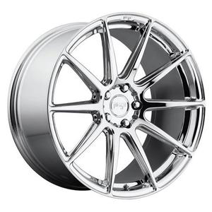 2010-2015 Camaro Wheels - Niche Essen : Chrome Set of 4