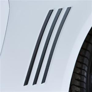 2010-2015 Camaro Gill Stripe-Black Decal Kit