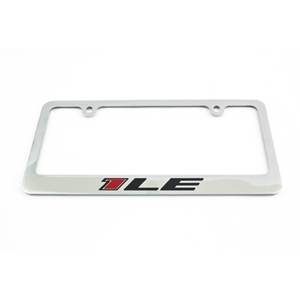 2013-2015 1LE Camaro License Frame - Chrome