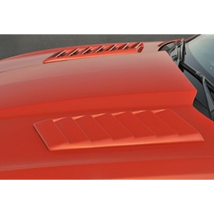 Camaro Louvered Hood Scoops