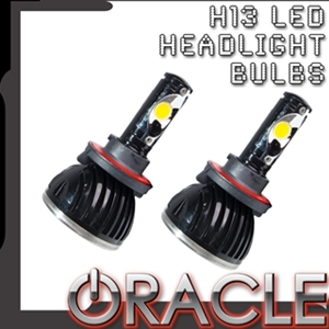 Camaro H13 LED Super-Bright Headlight Bulbs