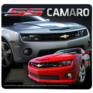 5TH Generation Camaro Mouse Pad : SS