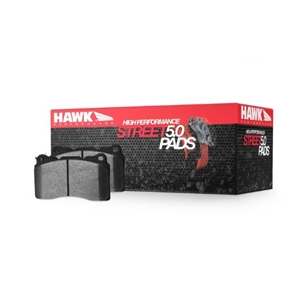 Camaro SS/ZL1 Hawk Performance Street 5.0 Brake Pads