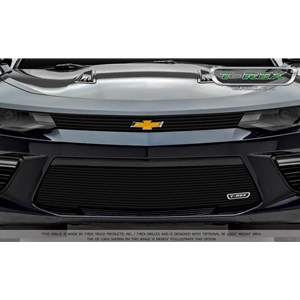 2016 Camaro SS - Upper Class Series - Grille Overlay Black