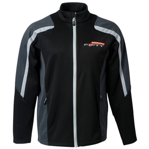 MENS CAMARO FIFTY COLORBLOCK FLEECE JACKET