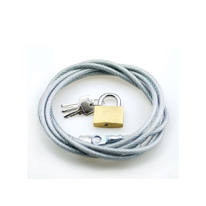 Car Cover Lock & Cable Kit