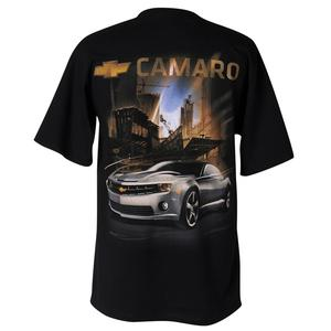 Camaro Lightscape T-Shirt : Black