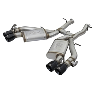 "2010-2013 Camaro AFE Mach Force-Xp 2-1/2"" Exhaust System (V6-3.6L)"