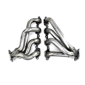 JBA Cat4rward Shorty Headers Silver Ceramic Coated Finish 6th Gen Camaro SS