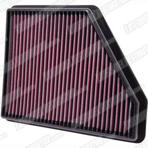 Camaro K&N Replacement Air Filter 3.1& 6.2 L Engines