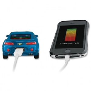 Camaro Power Bank with Flashlight