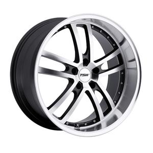 Cadwell Camaro Wheels - Gunmetal w/Mirror Cut Face and Lip 20x8.5/20x10