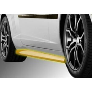 2010-2014 Camaro Side Rocker Panel Extensions / Side Skirts