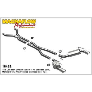 2010-2013 Camaro Exhaust System MagnaFlow Competition Series : V8