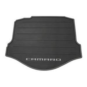2010-2015 Camaro Premium All Weather - Rubber Cargo Mat
