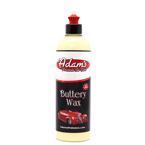 Adam's Polishes - Buttery Car Wax : 16 oz