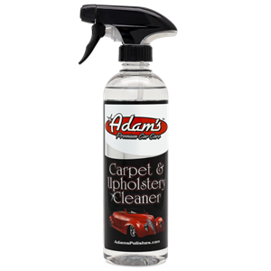 Adam's Polishes - Carpet & Upholstery Cleaner : 16 oz