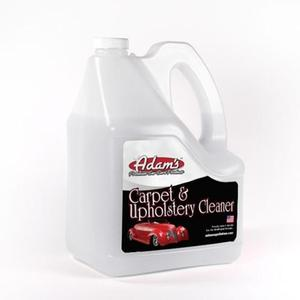 Adam's Polishes - Carpet & Upholstery Cleaner : Gallon