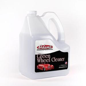 Adam's Polishes - Green Wheel Cleaner : Gallon