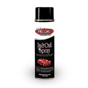 Adam's Polishes - In & Out Spray