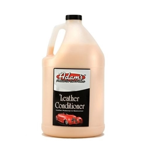 Adam's Polishes - Leather & Interior Conditioner : Gallon