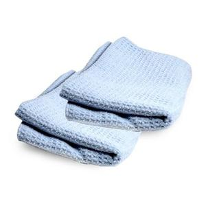 Adam's Polishes - Blue Waterless Microfiber Towel 2 Pk