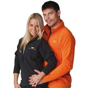 Camaro Mens Fleece Pullover : Charcoal or Orange